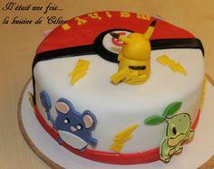 Voici un gâteau réalisé il y a quelques semaines déjà pour l'anniversaire de mathys 9 ans, fan des pokémon Il s'agit d'un mud cake au...