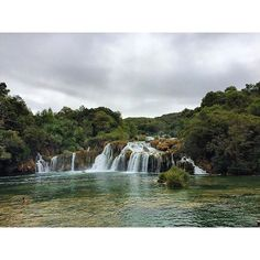 The National Parks in Croatia are some of the most beautiful places I have ever been! The cascading waterfalls the clear as day water and the beautiful walks are something not to be missed if you make it to Croatia.