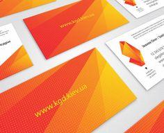 Department of Graphic Design Corporate Identity by Andriy Bondar, via Behance