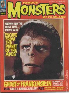 Famous Monsters of Filmland Magazine #85