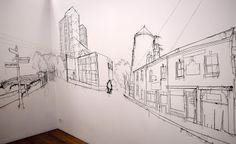 Debbie Smyth: Drawing with Thread