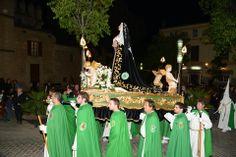 Procesión Semana Santa en Son Servera