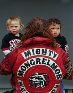 Beautiful Portraits of New Zealand& Largest Gang Will Give You Shivers A bunch of disaffected youths banded collectively in Hawkes Bay, New Zealand;they grew into the Mongrel Mob, the most important gang within the. Biker Clubs, Motorcycle Clubs, Bike Gang, Mongrel, Biker Patches, Poses For Photos, Bored Panda, Cut And Color, Australia