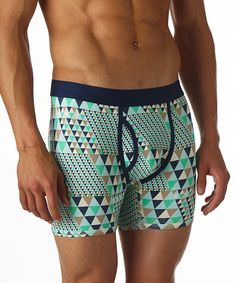 Men's Sailboats Boxer Briefs super soft and fit like a dream!  #FairTrade #FathersDay #apparel