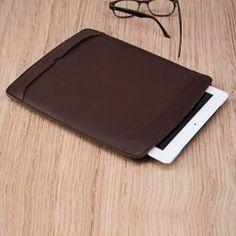 Nappa Leather iPad Case