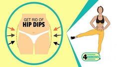 Hip Dips Workout For best results possible, we've selected 4 most effective moves that target 7 Workout, Workout Regimen, Summer Body Workouts, Butt Workouts, Fitness Workouts, Fitness Motivation, Hip Dip Exercise, Hips Dips, Belly Pooch