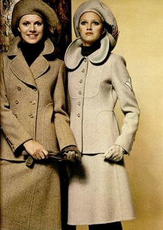 Christian Dior L'officiel magazine 1970