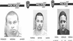 La División de Homicidios Ponce, investiga un incidente donde fueron asesinados 3 hombres, reportado a eso de las 12:39 de la madrugada hoy,en el residencial La Ceiba en el municipio de Ponce.  Según información brindada por la policía, fue recibida una llamada sobre detonaciones, al lugar se personaron los agentes adscritos al Precinto Playa, encontrando por los predios de los edificios 4, 5 y 7 los cuerpos de 2 hombres que presentaban múltiples heridas de proyectiles de balas. Los occ...