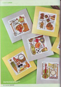 Gallery.ru / Фото #29 - Cross Stitch Card Shop 49 - WhiteAngel