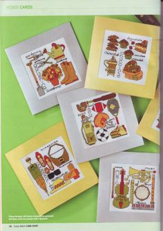 Gallery.ru / Фото #41 - Cross Stitch Card Shop 49 - WhiteAngel