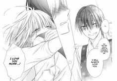 Kawaii Hito (saitou Ken) argh!!!!!! This manga is so cute that it makes my eye teary