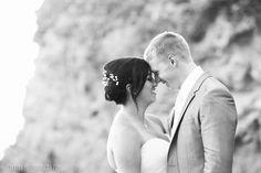Dreamy romantic intimate Laguna Beach Wedding ceremony. —California Wedding & Engagement Photography  - for more ideas and wedding & engagement photography inspiration, check out my blog! www.britjaye.com/blog  #weddingphotography #weddingphotographer