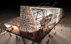 Shangai Expo 2010 Polish Pavilion