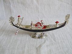 Immagine correlata Vintage Italian, Venice, 21st, Plastic, Box, Jewelry, Souvenir, Snare Drum, Jewlery