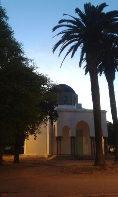 La coupole Park de la ligue Arabe...casablanca - Maroc