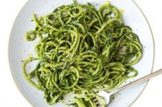 Mix up an Italian classic with this pesto recipe.