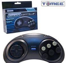 Manette 6 boutons MegaDrive/Genesis - Megadrive - Acheter vendre sur Référence Gaming
