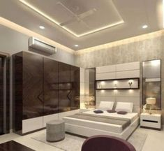modern bedroom furniture sets and design catalogue. modern bed designs, modern bedroom furniture design, and wooden dressing table designs for bedroom. Bedroom Cupboard Designs, Wardrobe Design Bedroom, Luxury Bedroom Design, Bedroom Cupboards, Bedroom Furniture Design, Master Bedroom Design, Bedroom Ideas, Bedroom Modern, Trendy Bedroom