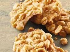 Erdnussplätzchen