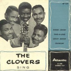 Ting A Ling, Vinyl Junkies, Rock Of Ages, Atlantic Records, Rhythm And Blues, Blues Rock, Lovey Dovey, Soul Music, Extended Play