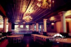 Historic West Bottoms Event Space located in the Street Bridge Historic District of Kansas City Missouri, the new Kansas City destination! Event Space Rental, Event Venues, Kansas City, Wedding Engagement, Special Events, Reception, Tractor, Building, Modern
