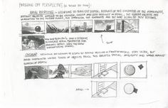 Notes on perspective drawing by Disney layout artist Paul Felix - Part II Comic Book Artists, Comic Artist, Thomas Romain, Nathan Fowkes, Graphic Design Lessons, Empty Canvas, Composition Art, Storyboard Artist, Storyboard Drawing