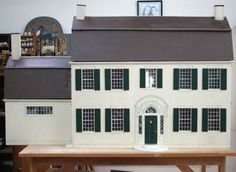 Ron Rhoads Auctioneers - Spring Dollhouse & Miniatures Auction