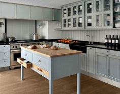 Kitchen inspiration for a someday house