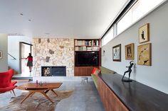 Noble Hughes House - David Boyle Architect