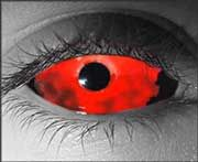 Bloodlust sclera - $136.99 - Available in prescription