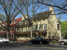 Indian King Tavern Haddonfield Nj This Was The Temporary Capital Of Colonies