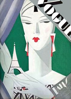Art Deco Vogue