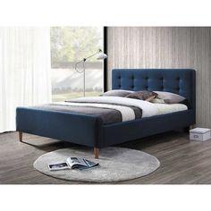 Pinko ágykeret Sötét kék A nyugodt éjszakákért válaszd a Pinko ágykeretet! Gyönyörű kialakítása nem csak a hálószobádat dobja fel, a Pinkora a kiváló minőség is jellemző. A letisztult, mégis különleges kivitelezésű darab tökéletesen illeszkedik skandináv, modern vagy akár minimalista stílusú otthonokba is.
