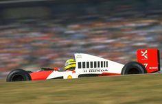 Ayrton Senna McLaren - Honda 1990