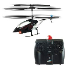 NKOK Air Banditz 2.5CH RC Air Falcon Helicopter with Gyroscope (Colors May Vary) NKOK,.