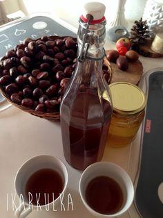 iKarkulka: Čaj ze skořápek ořechů