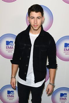 Pin for Later: 39 Pictures to Help You Pinpoint the Moment Nick Jonas Got Hot 2014