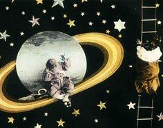 Le voyage sur Jupiter Segundo de Chomon, 1909.