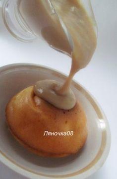 Заварной крем без яиц «Кофе с молоком»(диета Дюкана) : Низкокалорийные рецепты