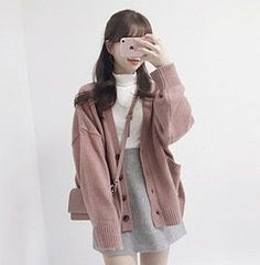 Pinterest☆*:.。.@Seoullum#NYC.。.:*☆ INS@seoullum.nyc__1112 Followme⭐️ Ulzzang Girl Fashion