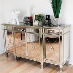 marvelous mirrored furniture we couldnt say it better than elle decor mirrored furniture is the red lipstick of interior design when theres a need for borghese mirrored furniture