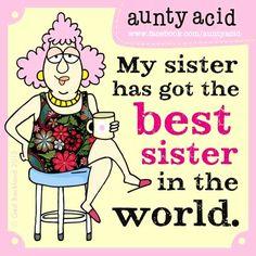 Sure Does!! ;) ~ aunty acid
