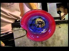 Rosetree Glass - Magic on the Miss Master - New Orleans Hand Blown Glass