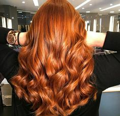 - All For Hair Color Trending Ginger Hair Color, Hair Color And Cut, Bronze Hair, Copper Hair, Makeup Fx, Hair Makeup, Red Hair Inspo, Natural Red Hair, Rides Front