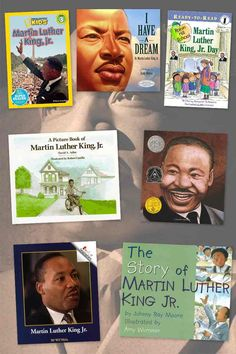 Martin Luther King, Jr. Book Roundup