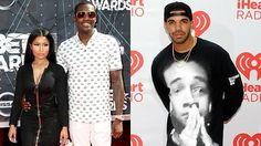 Meek Millhas apologized to girlfriend Nicki Minaj for alleging that her friend Drake does not write his own lyrics.    /   @kimludcom