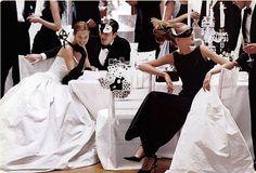 An elegant, sophisticated masquerade wedding. Get your Masquerade Masks at houseofmaquerades.com...