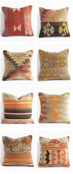 The best kilim pillow selection!