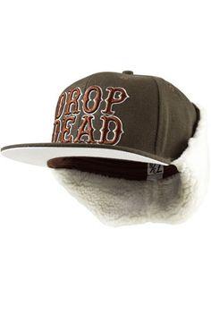 Drop Dead hat o stylin'