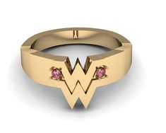 Red Diamonds in Wonder Woman band in Gold Colors Old Nintendo, Mommy Tattoos, Chest Tattoos For Women, Book Jewelry, Accesorios Casual, Rose Gold Jewelry, Gold Jewellery, Wonder Woman, Gold Coins